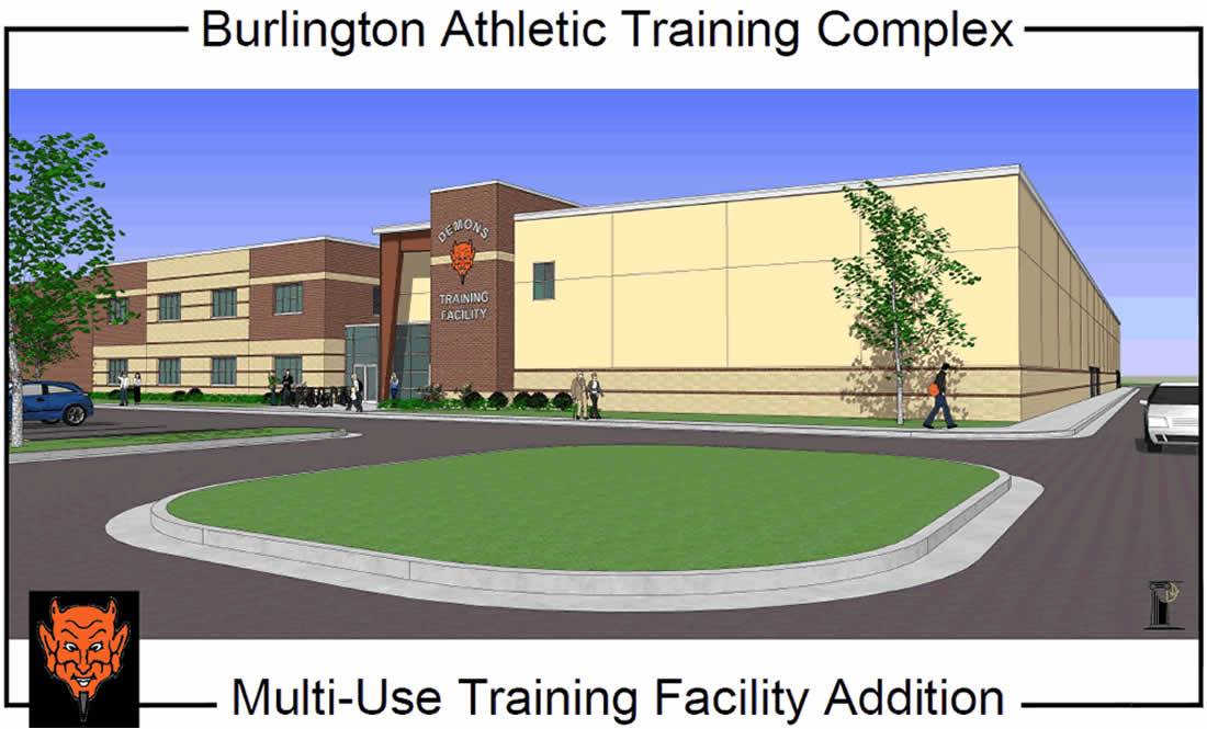 Burlington Athletic Training Complex